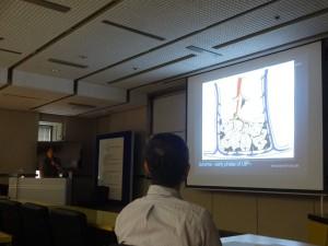 田畑和宏先生若手の会講演