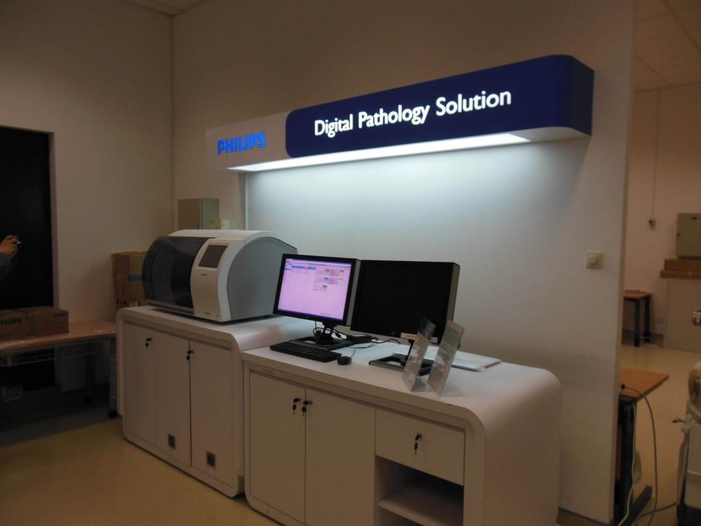 Virtula Slide scanner